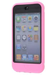 iPod Touch 5 Defender Case - Baby Pink/Black