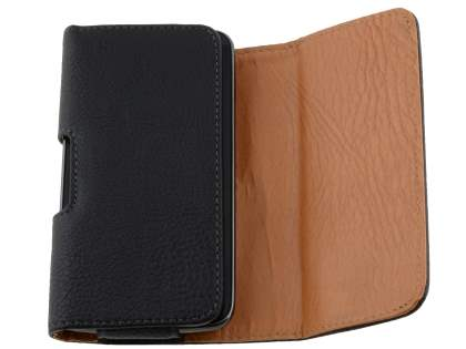 Textured Synthetic Leather Belt Pouch for Samsung I9210T Galaxy S2 4G