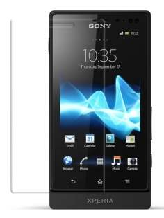 Ultraclear Screen Protector for Sony Xperia Sola MT27i