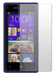HTC Windows Phone 8X Anti-Glare Screen Protector