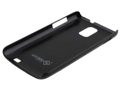 UltraTough Glossy Slim Case for Samsung I9210T Galaxy S II 4G - Classic Black