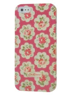 Vintage Inspired Lacquered Shell Case for iPhone SE/5s/5 - Hard Case