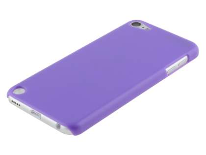 Apple iPod Touch 5 UltraTough Rubberised Slim Case - Purple