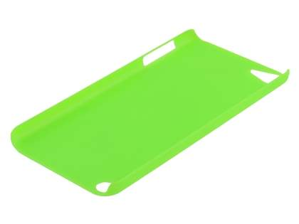 Apple iPod Touch 5 UltraTough Rubberised Slim Case - Green
