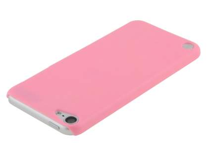 UltraTough Rubberised Slim Case for iPod Touch 5/6 - Baby Pink