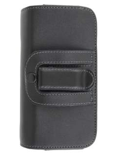 Extra-tough Genuine Leather ShineColours belt pouch for HTC Windows Phone 8X