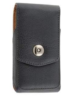 Textured Synthetic Leather Vertical Belt Pouch for HTC Windows Phone 8X - Belt Pouch