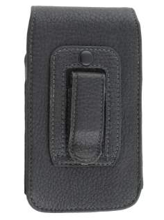 Textured Synthetic Leather Vertical Belt Pouch for Nokia Lumia 820