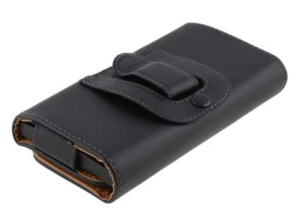 Smooth Synthetic Leather Belt Pouch for Nokia Lumia 920
