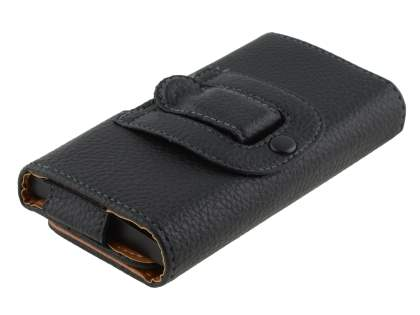 Textured Synthetic Leather Belt Pouch for Nokia Lumia 920