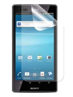 Sony Xperia ion LTE LT28i Ultraclear Screen Protector