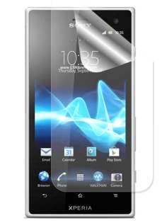 Anti-Glare Screen Protector for Sony Xperia acro S LT26w - Screen Protector