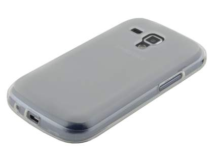 Samsung Galaxy Trend Plus S7583T / S Duos S7562 Frosted TPU Case - Clear