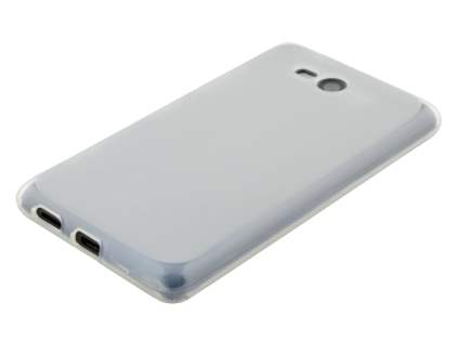 Nokia Lumia 820 Frosted TPU Case - Frosted Clear