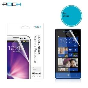 ROCK Naked HD & AS Screen Protector for HTC Windows Phone 8S - Screen Protector