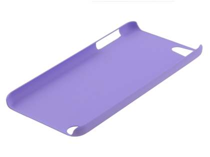 Vollter iPod Touch 5 Ultra Slim Rubberised Case plus Screen Protector - Lavender Purple