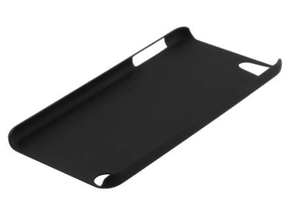 Vollter iPod Touch 5 Ultra Slim Rubberised Case plus Screen Protector - Classic Black