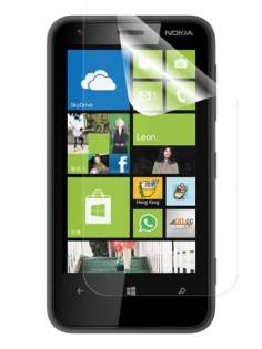 Nokia Lumia 620 Ultraclear Screen Protector