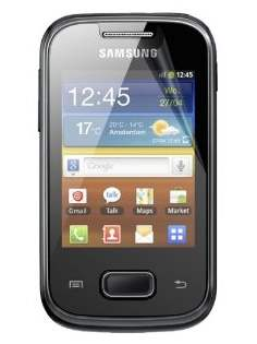 Samsung Galaxy Pocket S5300 Anti-Glare Screen Protector - Screen Protector