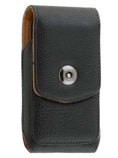 Textured Synthetic Leather Vertical Belt Pouch for Nokia Lumia 620 - Belt Pouch