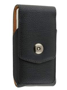 Textured Synthetic Leather Vertical Belt Pouch for Sony Xperia TX LT29i - Belt Pouch