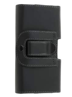 Smooth Synthetic Leather Belt Pouch for Sony Xperia ion LTE lt28i