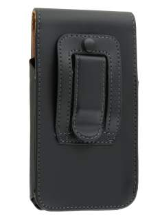 Smooth Synthetic Leather Vertical Belt Pouch for Sony Xperia ion LTE lt28i