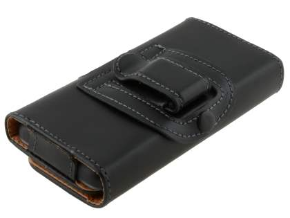 Smooth Synthetic Leather Belt Pouch for Nokia Lumia 620