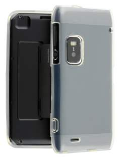 Nokia E7 TPU Gel Case - Clear