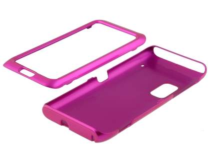 UltraTough Glossy Slim Case for Nokia E7 - Pink