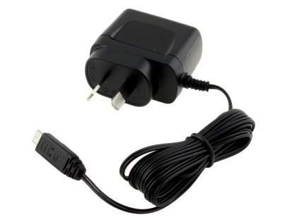 Genuine Motorola Micro USB AC Charger - AC Wall Charger for Motorola