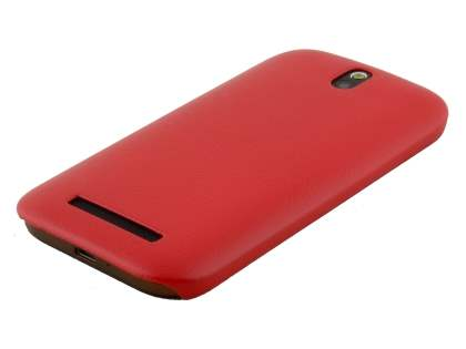 Ultra Slim Case for HTC One SV - Red