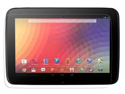 Anti-Glare Screen Protector for Samsung Google Nexus 10 - Screen Protector