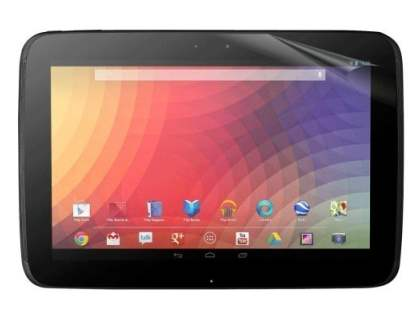 Ultraclear Screen Protector for Samsung Google Nexus 10 - Screen Protector