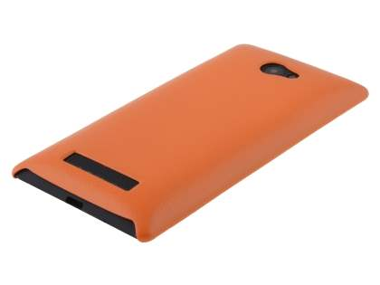 HTC Windows Phone 8X Ultra Slim Case plus Screen Protector - Orange