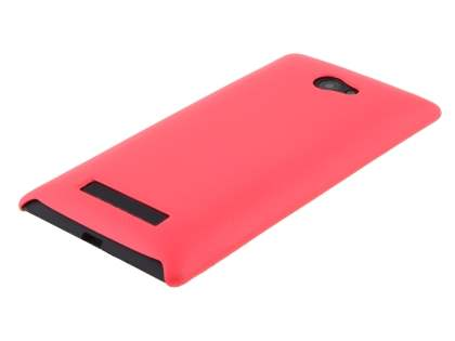 HTC Windows Phone 8X Ultra Slim Case plus Screen Protector - Pink