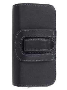 Extra-tough Genuine Leather ShineColours belt pouch for Sony Xperia Z