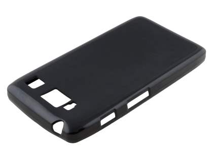 Frosted TPU Case for Motorola RAZR HD 4G XT925 - Frosted black