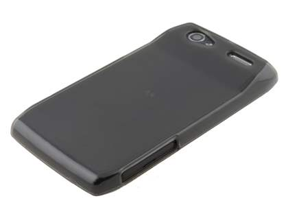Frosted TPU Case for Motorola RAZR V XT885/MT887 - Frosted Grey