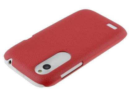 Ultra Slim Case for HTC Desire X - Red