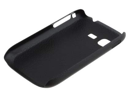 Ultra Slim Case for Samsung Galaxy Pocket S5300 - Classic Black