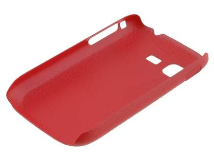 Ultra Slim Case for Samsung Galaxy Pocket S5300 - Red