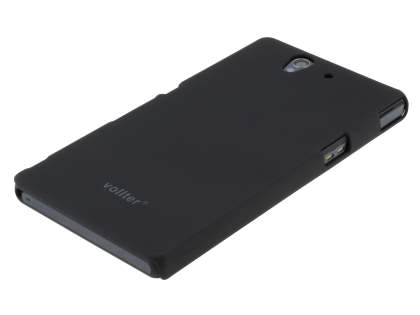 Vollter Sony Xperia Z  Ultra-Slim Rubberised Case - Classic Black