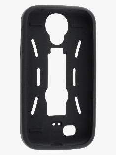 Defender Case with Stand for Samsung Galaxy S4 I9500 - Classic Black