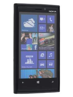 X-Case for Nokia Lumia 920 - Frosted Black/Black