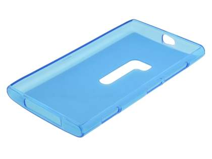 Nokia Lumia 920 Frosted TPU Case - Blue