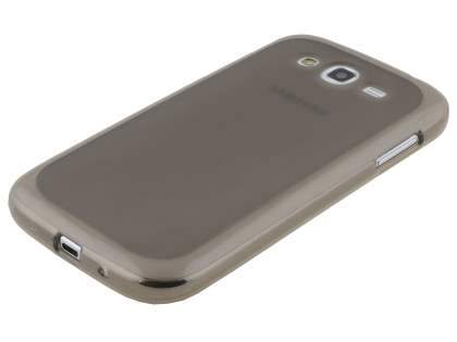Samsung Galaxy Grand I9080 Frosted TPU Case - Frosted Grey