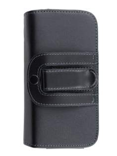 Extra-tough Genuine Leather ShineColours belt pouch for Samsung Ativ S I8750