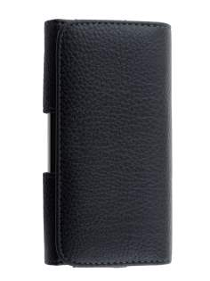 Textured Synthetic Leather Belt Pouch for Samsung Ativ S I8750