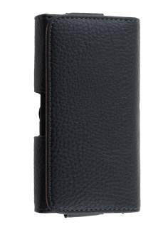 Textured Synthetic Leather Belt Pouch for Nokia Lumia 720 - Belt Pouch